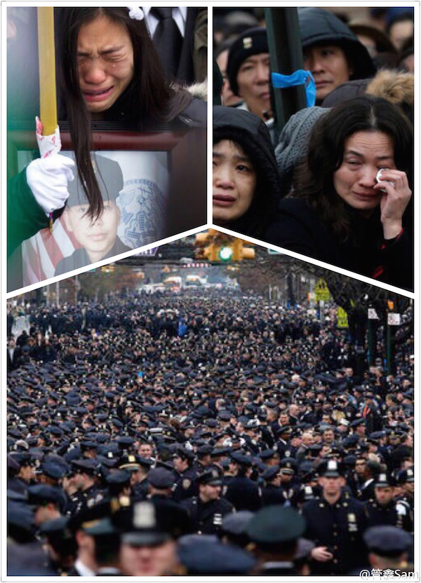 Netizen Voices: Comparing NYPD to Chinese Police