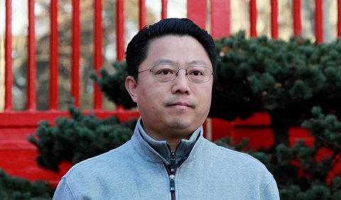Nanjing Party Chief Sacked, Salacious Details Flow
