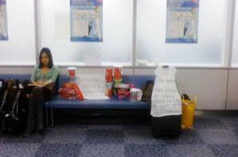 Feng Zhenghu's Airport Diary: A Hong Kong Visitor (11)