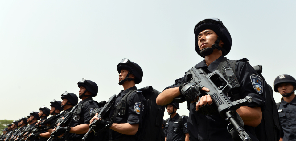 China Passes Sweeping Anti-Terrorism Law