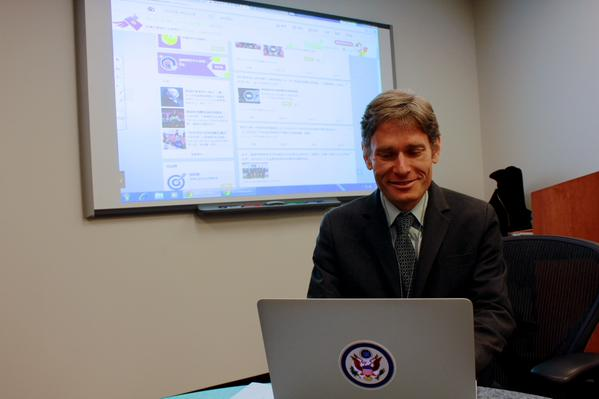 U.S. Dialogue on Human Rights Hushed on Weibo