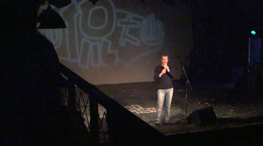 """Mark """"Dashan"""" Rowswell on Comedy in China"""