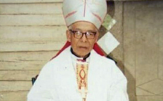 Catholic Bishop Detained in China has Died