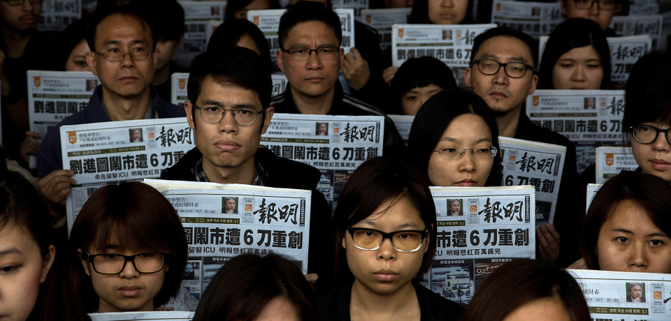 Hong Kong Protesters Seek a New Strategy