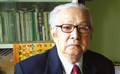 Former Propaganda Chief Deng Liqun Dies