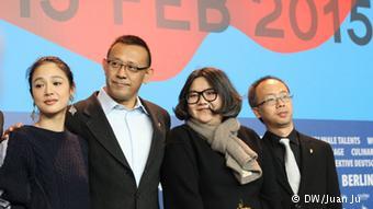 """Jiang Wen: China Is """"Beyond Parody"""""""