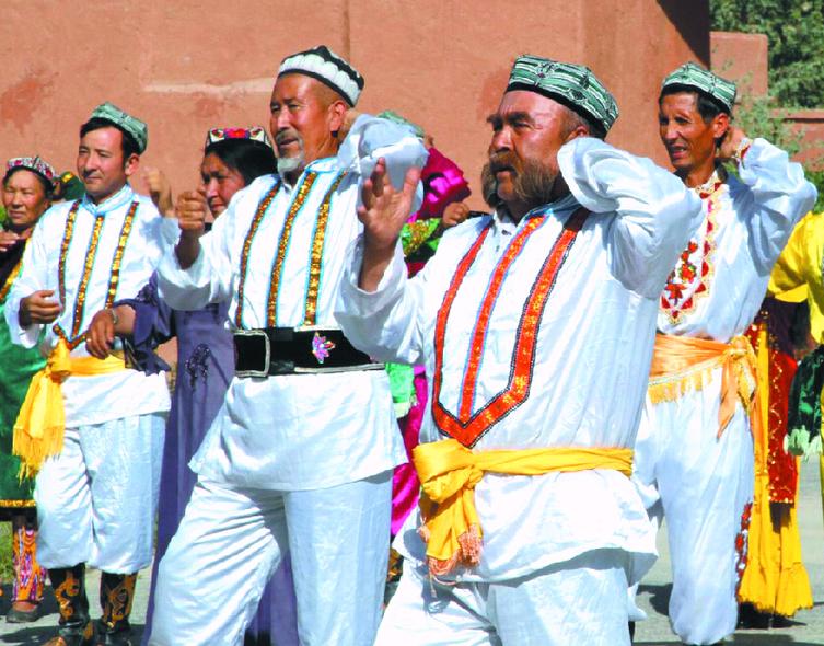 'Little Apples' in Xinjiang