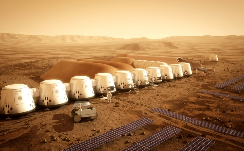 Two Chinese Shortlisted for One-Way Tickets to Mars