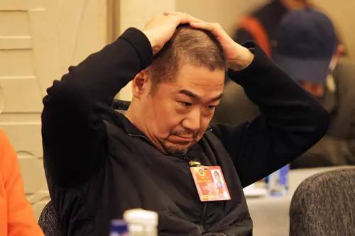 This is Zhang Guoli now...