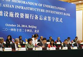 Japan and the U.S. Stay Out of AIIB; Taiwan Wants In