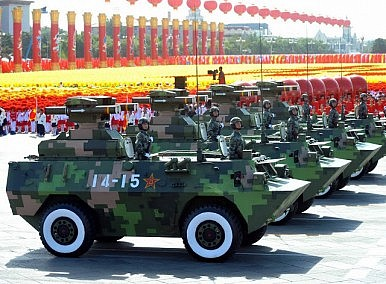China to Invite Foreign Forces to Join Military Parade