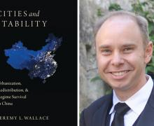 CDT Bookshelf: Interview with Jeremy Wallace