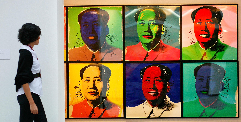Minitrue: Man Sentenced for Mao Portrait Ink Attack