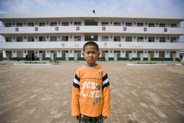 China's Dickensian Boarding Schools