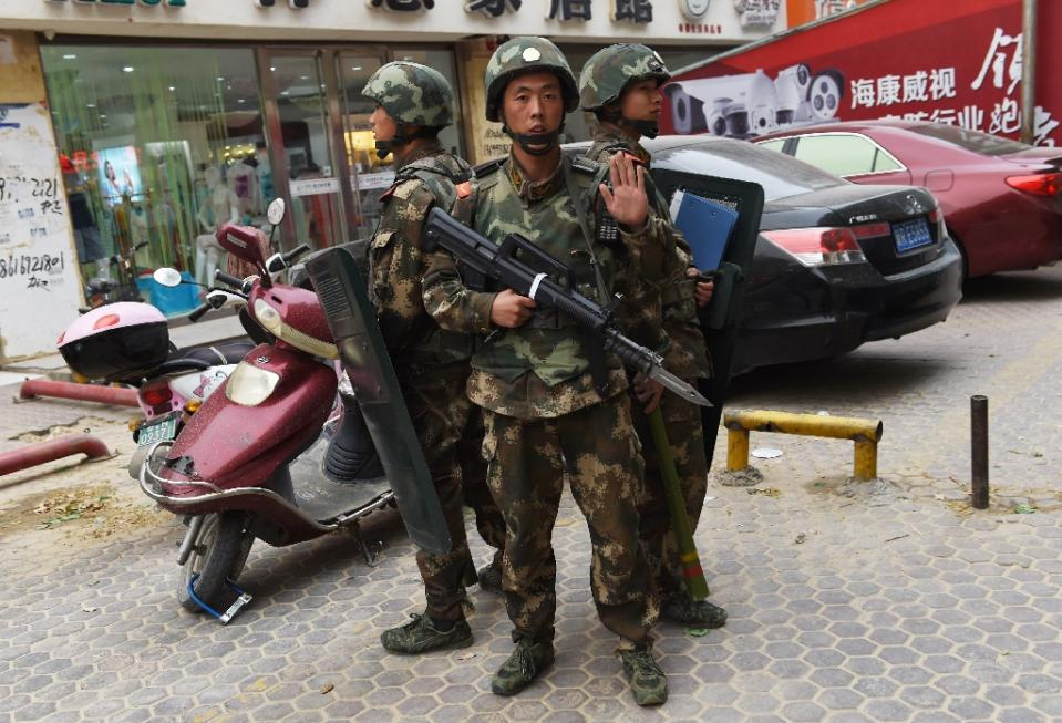 Xinjiang Locals Say Hundreds Vanished After Clash