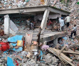 The Geopolitics of Earthquake Relief in Nepal