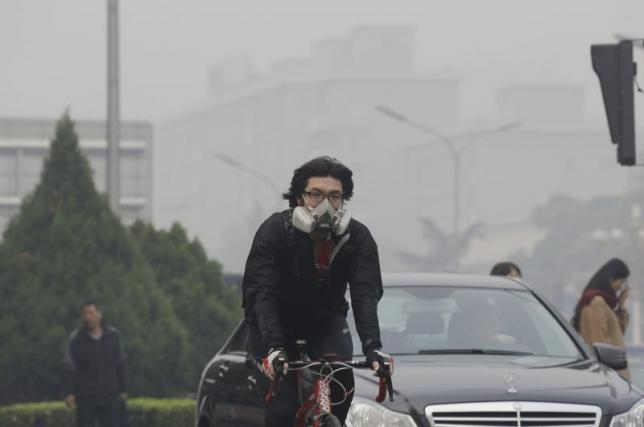 China Soon to Be Top Carbon Emitter Since 1990