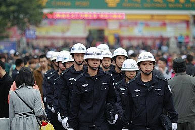The Risks of Expanding Repression in China