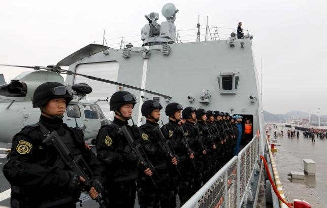 China Evacuates Foreign Nationals from Yemen