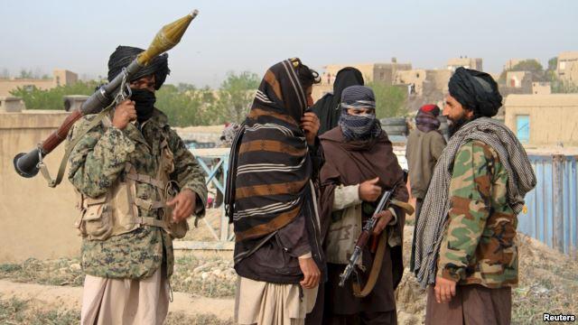 Afghan Peace Envoy Met Taliban in Secret China Talks