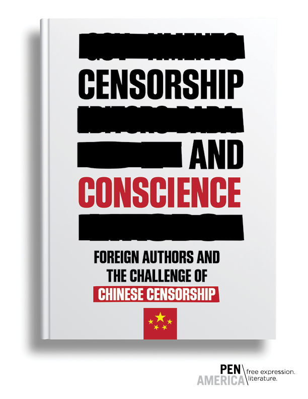 PEN Report: Foreign Authors and Chinese Censorship