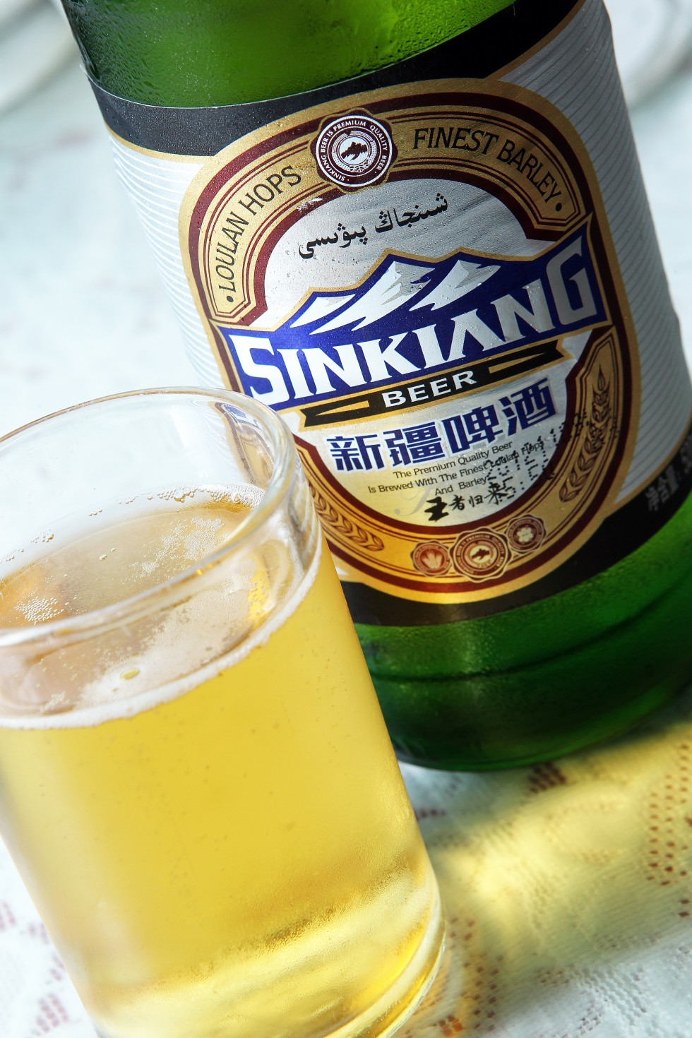Xinjiang Local Government Promotes Beer Festival