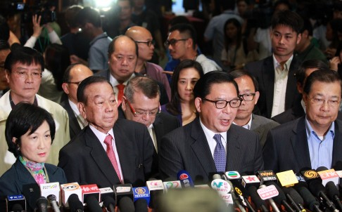 Recrimination and Regret Over the Hong Kong Vote