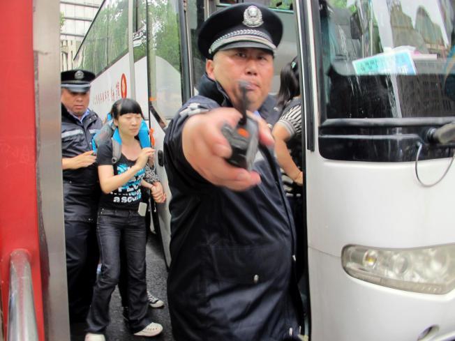 Jinshan, Shanghai PX Protests Continue