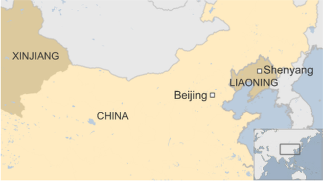 """Xinjiang Terrorists"" Shot Dead by Police in Shenyang"