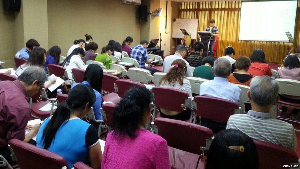 China Cracks Down on Hong Kong Evangelists