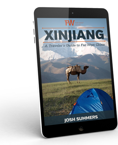 Josh Summers on New Travel Guide and Life in Xinjiang