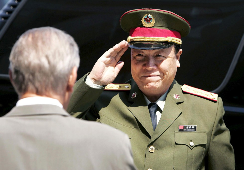 Retired Military Leader Subject of Graft Inquiry