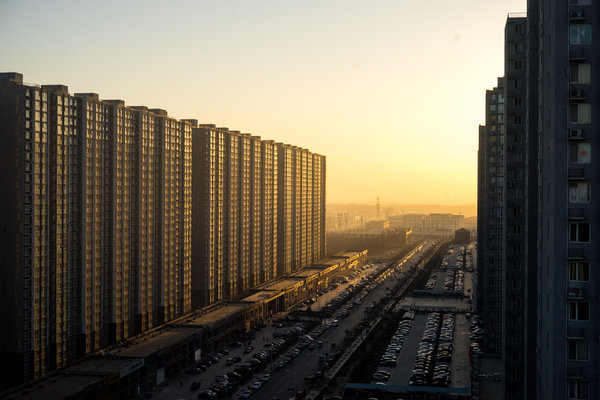 China Molds a Supercity Around Beijing