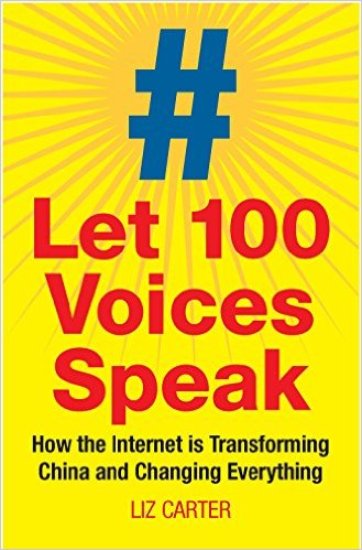 "CDT Bookshelf: Liz Carter on ""Let 100 Voices Speak"""