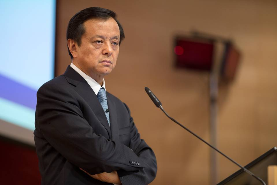 Charles Li Involved in J.P. Morgan China Hiring