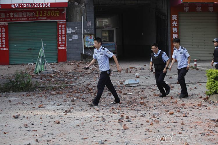 Minitrue: Explosions in Liuzhou, Guangxi