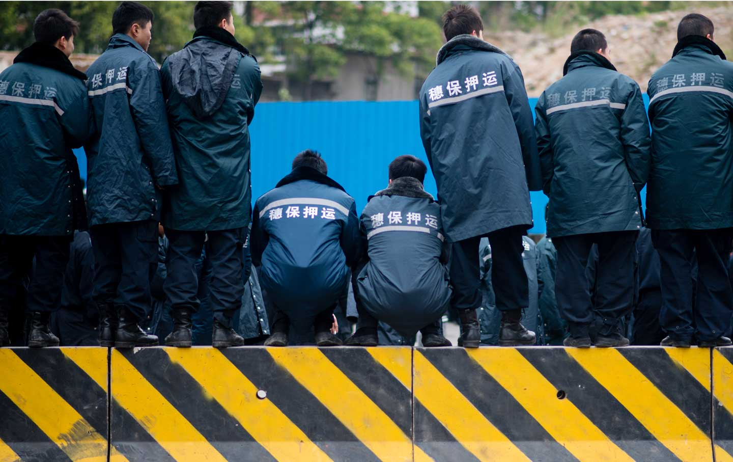 China's Latest Crackdown on Workers Is Unprecedented