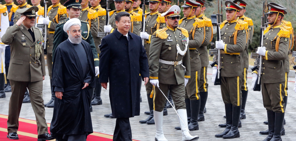China's New Grand Strategy for the Middle East