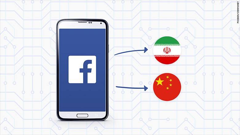Facebook Makes App that Can Bypass China's Censors