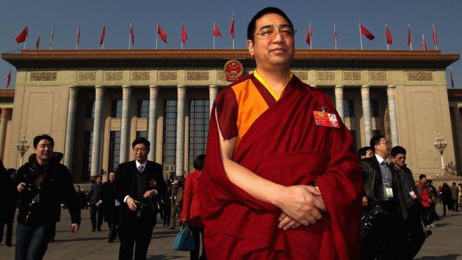 Tibet: Surveillance & Living Buddhas