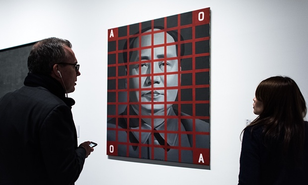 Politically Charged Art Show Opens in Hong Kong