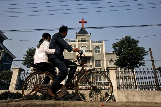 China Releases Christian Human Rights Lawyer