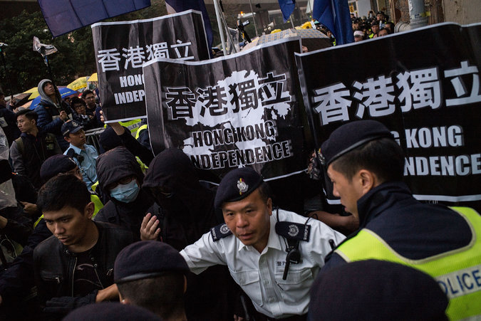 UK Challenges China Over Missing HK Bookseller