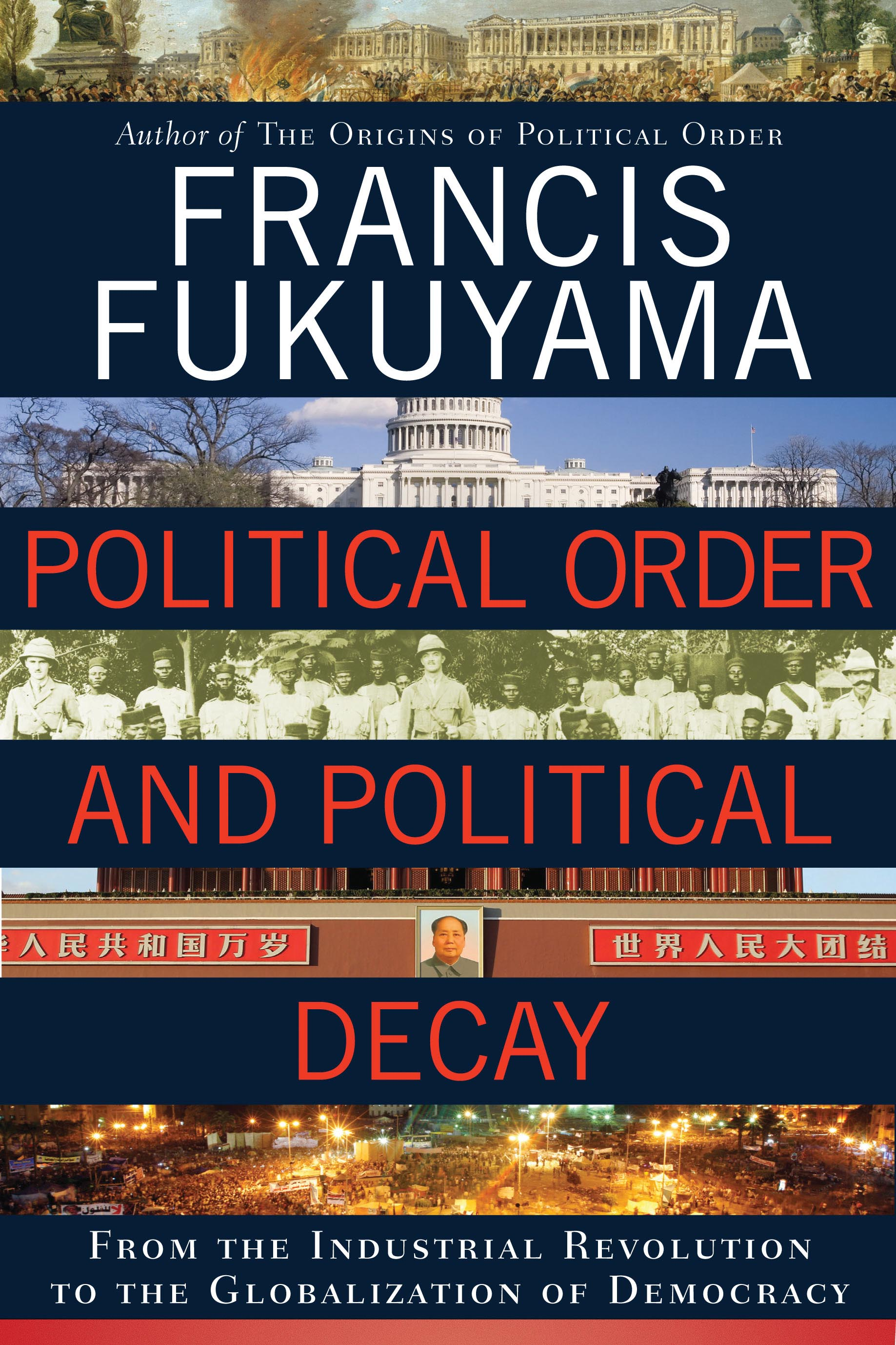 What China Cut from Francis Fukuyama's Latest Book