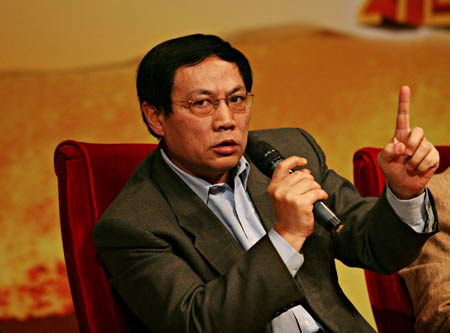 Challenging China: Ren Zhiqiang