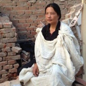 Jia Lingmin Given 2016 Cao Shunli Memorial Award
