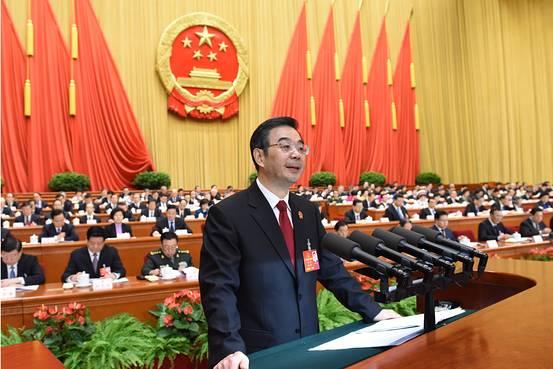 China Pledges Crackdown on 'Hostile Forces'
