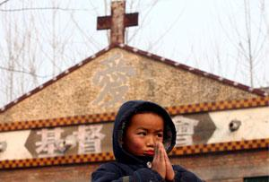 Xi Warns of Foreign Infiltration Through Religion