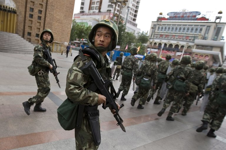Protest and Reprisal in Tibet and Xinjiang