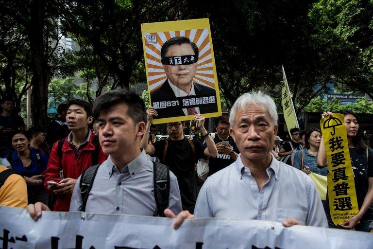 Taiwan, Hong Kong Challenge China's Global Ambitions